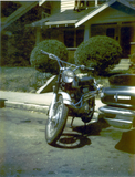 First Motorcycle