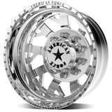 Dually Wheel - Man O' War - Rear