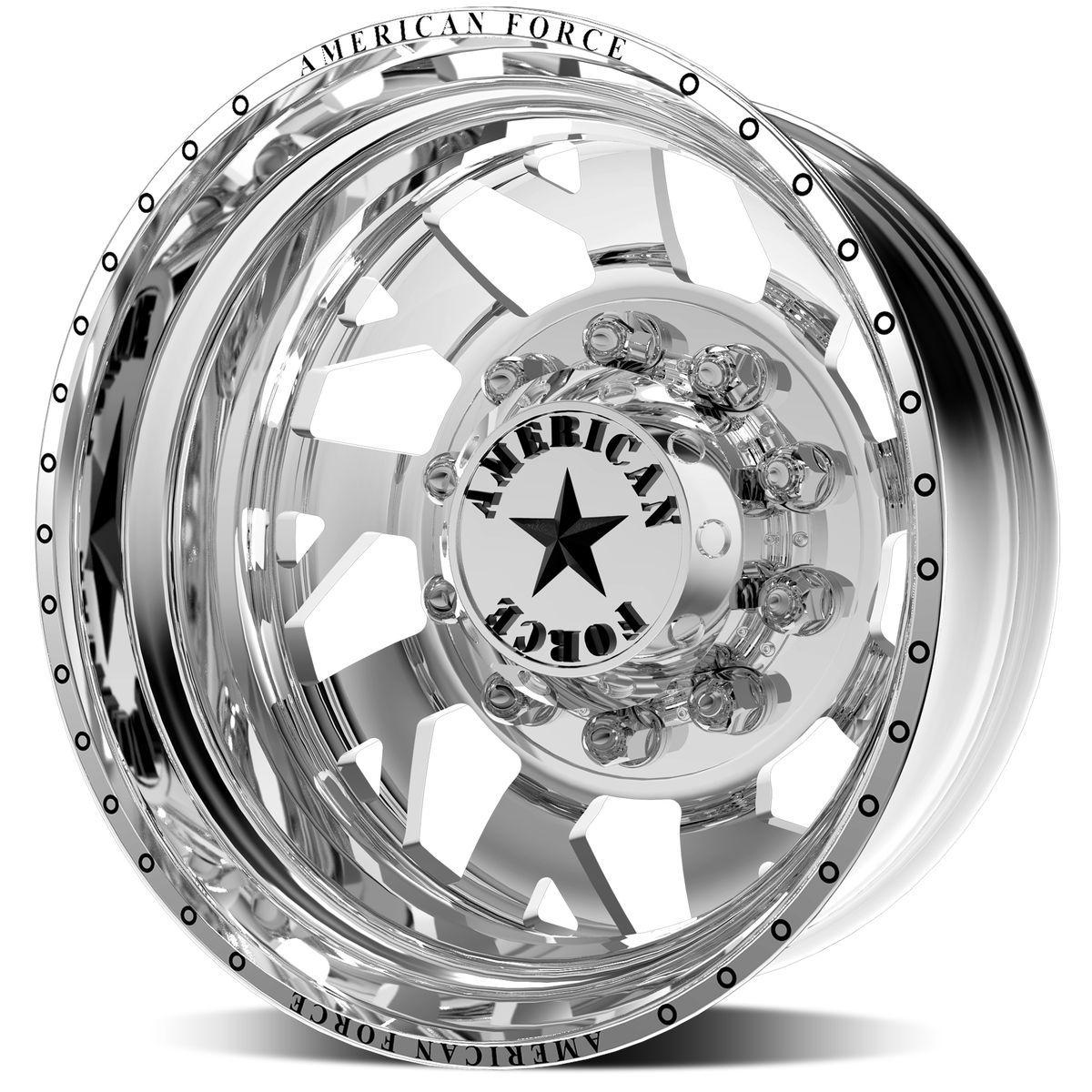 | Dually Wheel - Man O' War - Rear