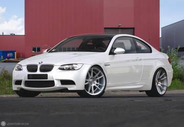 Quantum44 S4 - BMW M3 Coupe