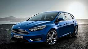 2015 Ford Focus SE EcoBoost