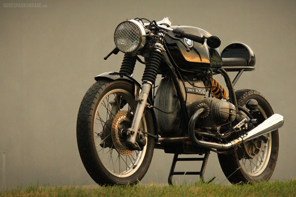 BMW R75/6 | Wilkinson Brothers BMW