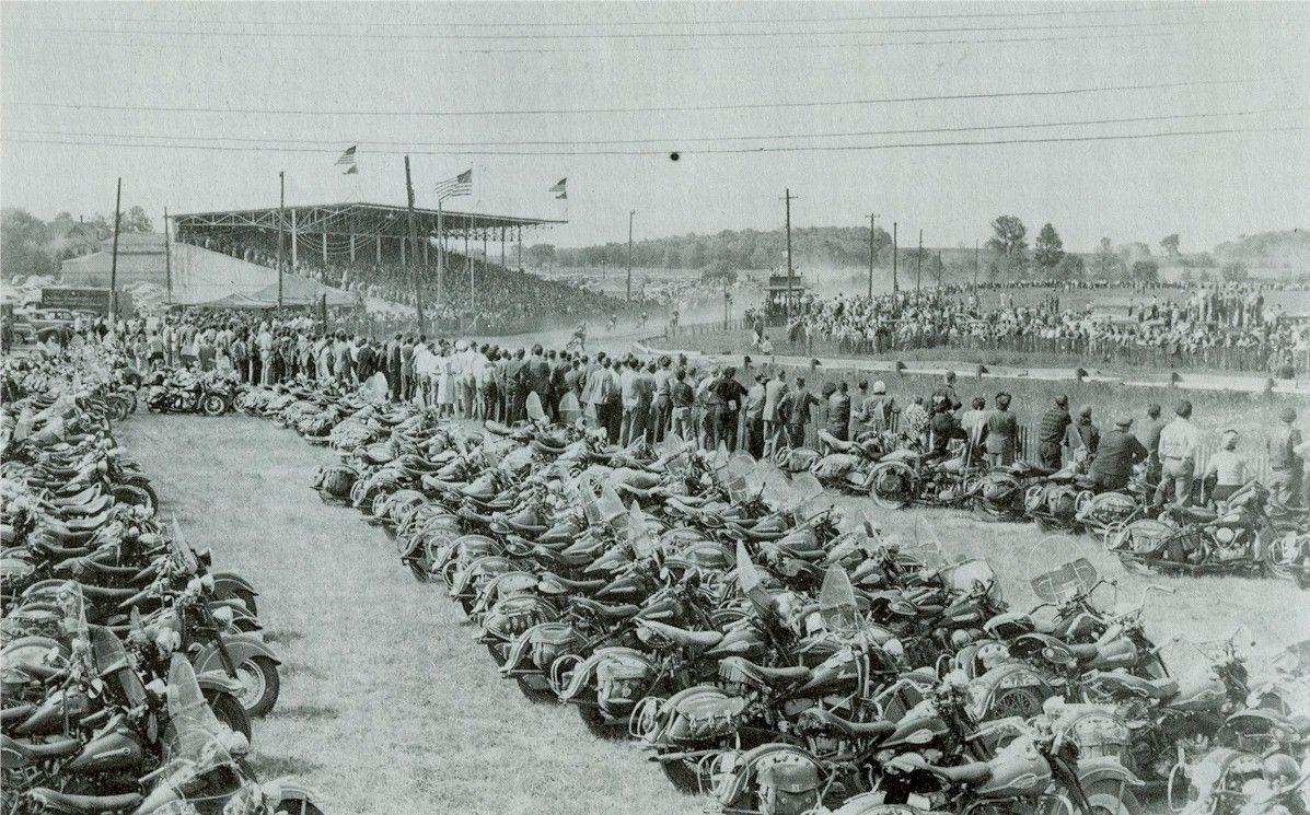 | Memorial Day At The Dirt Track, Cedarburg, WI
