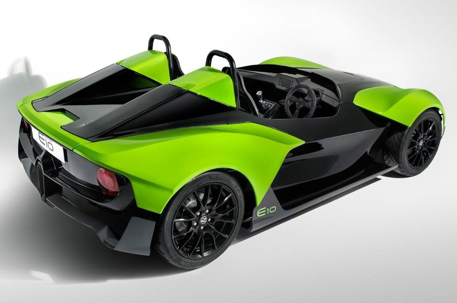 2016   | Zenos E10S - The Super Car Killer