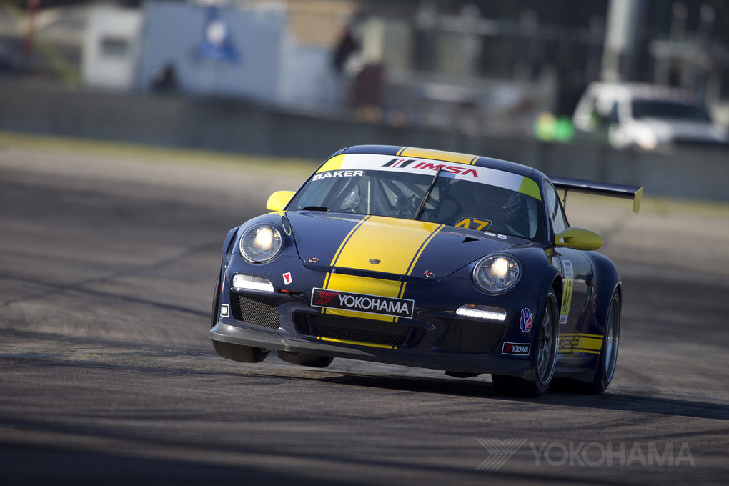 Porsche 911 | 2014 IMSA Porsche GT3 Cup - Sebring