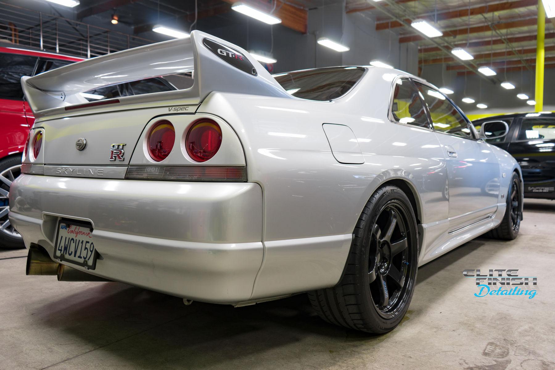 Nissan GT-R | Nissan Skyline GT-R R33