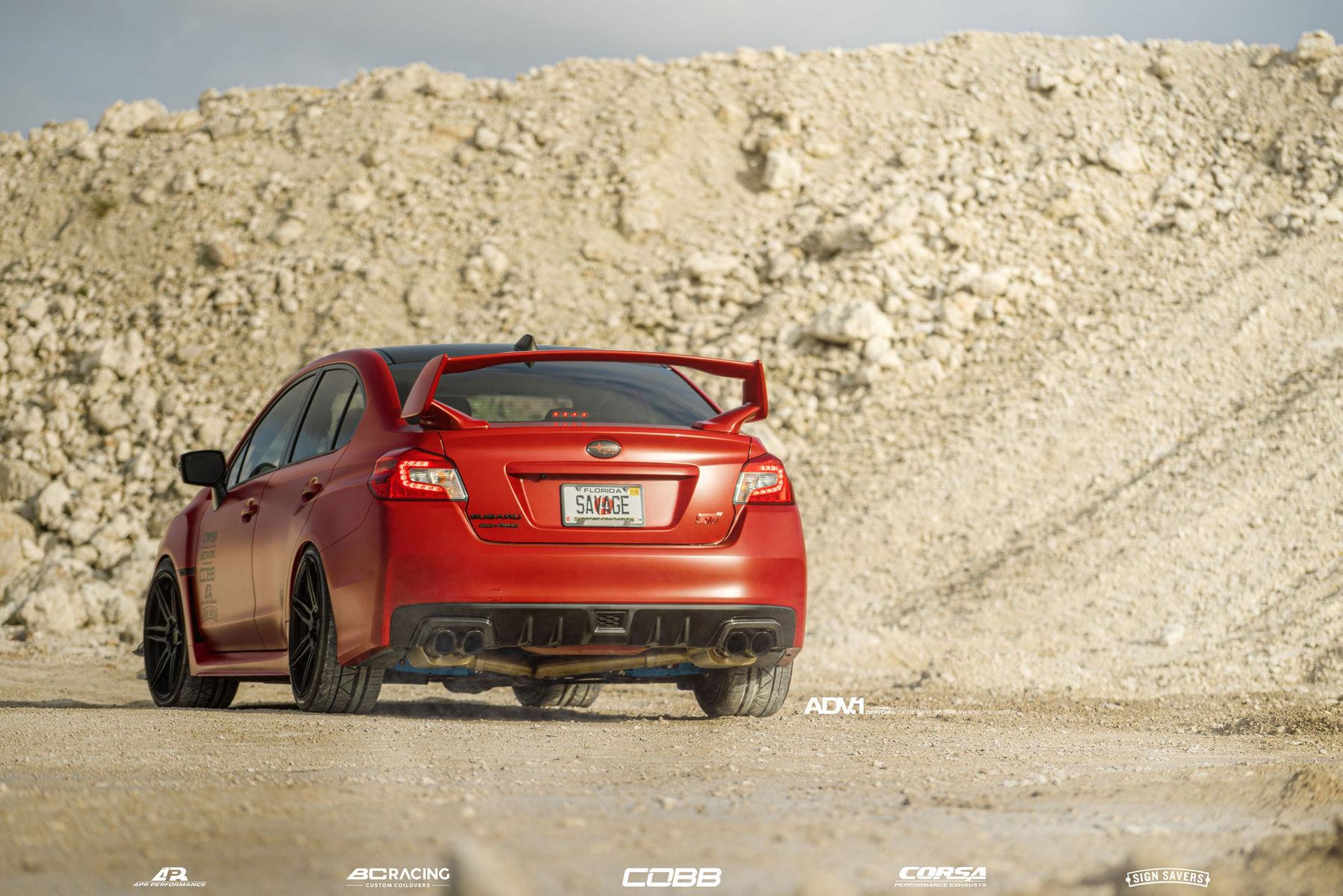 Subaru STI | Subaru WRX STI