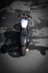 2005 Triumph BONNEVILLE BLACK | Bullitt OG