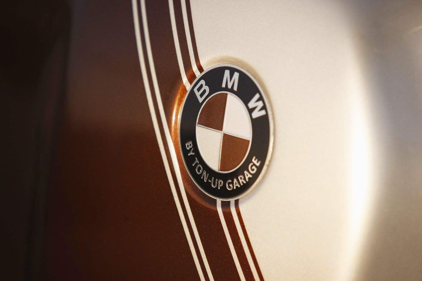 BMW  | 'Pure' By Ton-Up Garage