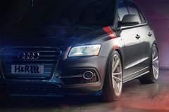 H&R 2016 Audi SQ5 - Front
