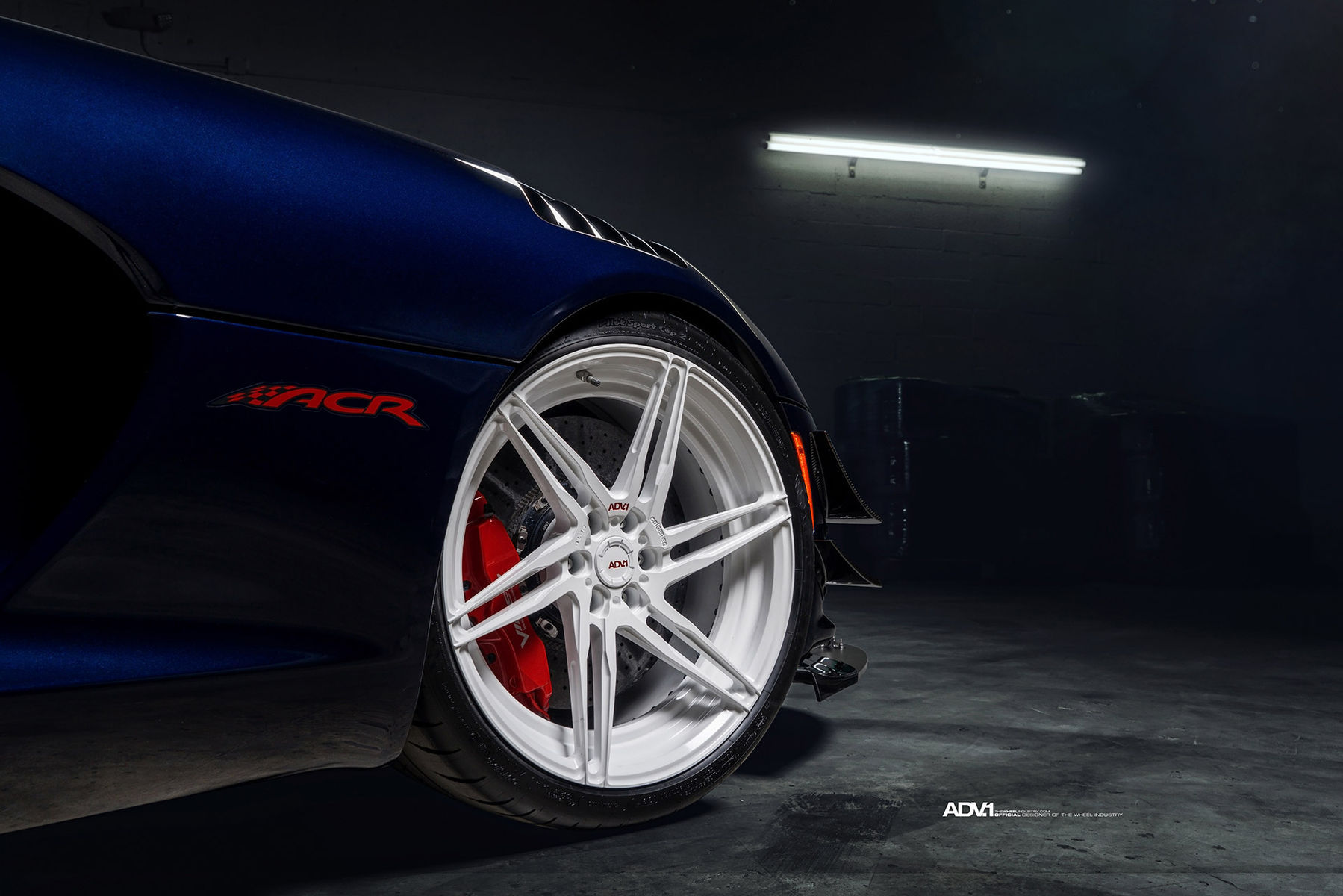 2016 Dodge Viper | ADV.1 Wheels Dodge Viper ACR