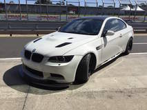 Harrop Engineering's BMW E92 M3 on Forgeline Wheels
