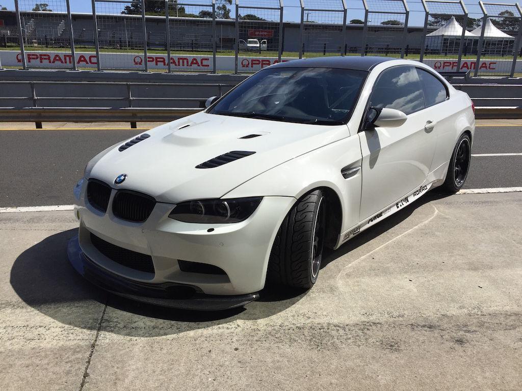 BMW M3 | Harrop Engineering's BMW E92 M3 on Forgeline Wheels