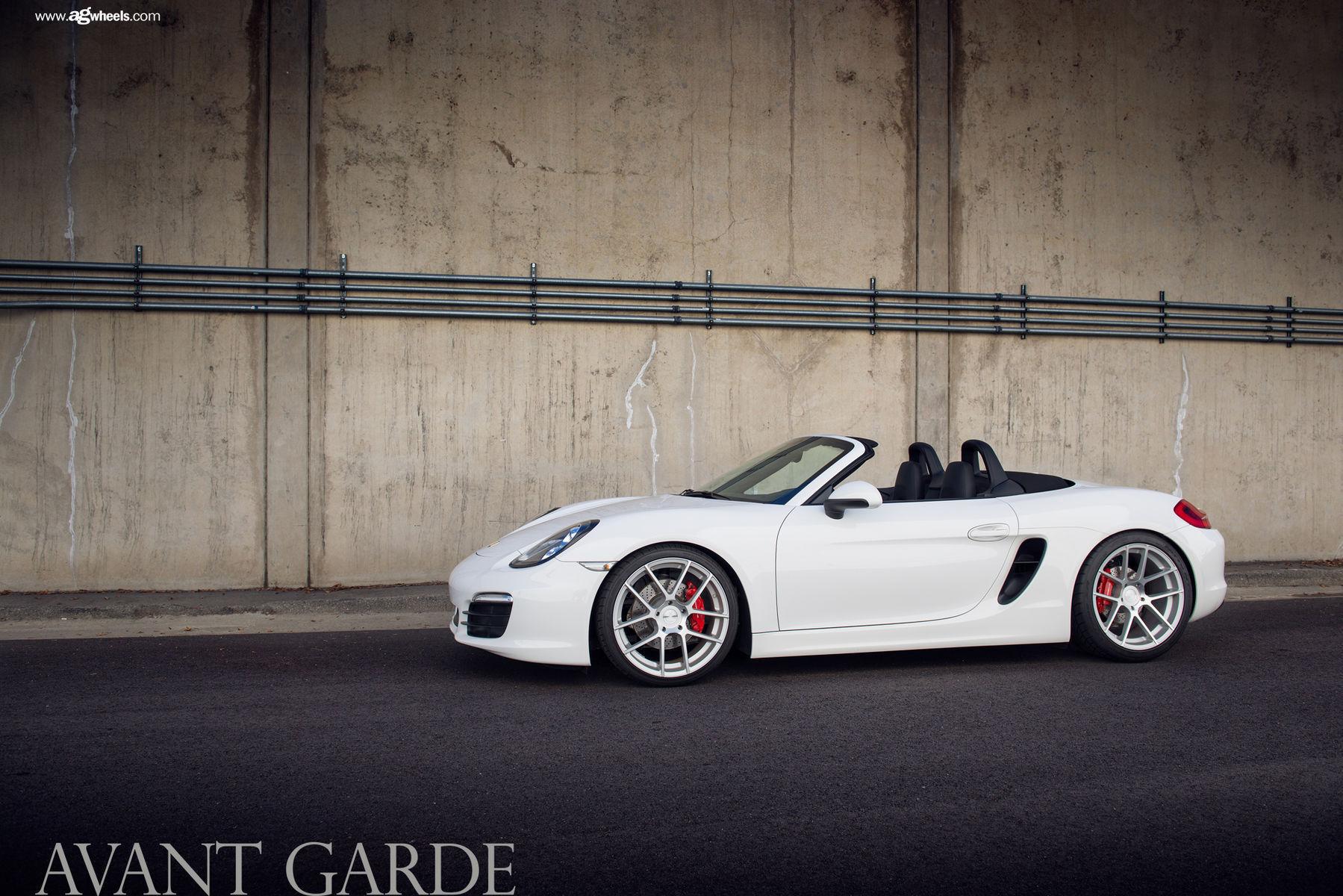 Porsche Boxster | 981 Boxster S