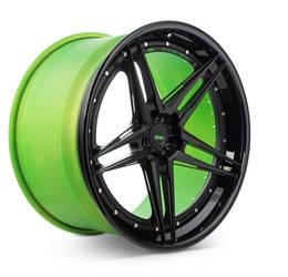 ADV05 Track Spec Advanced Series - Three Piece Wheels