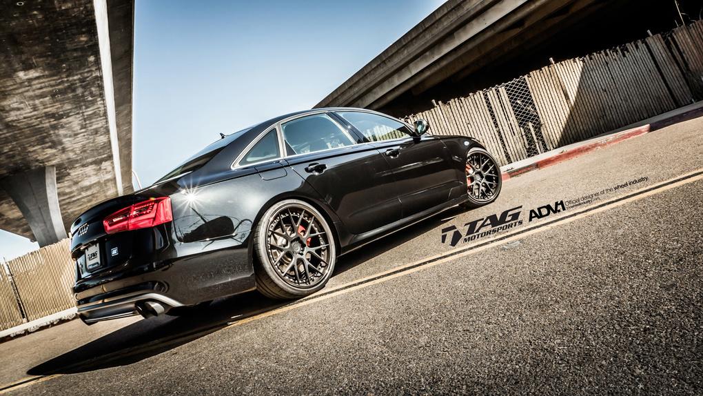 2012 Audi S6   '12 Audi S6 on ADV.1's