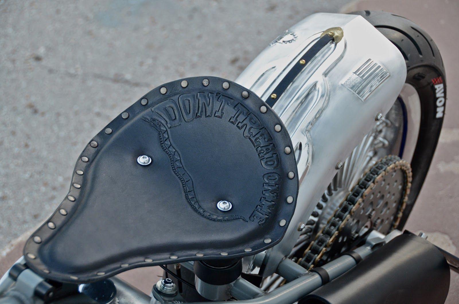 Harley-Davidson  | Brass Balls Cycles 'Navy'