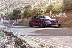 '12 Audi RS6 on ADV.1's