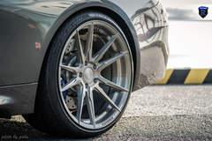 BMW M4 Pair - Wheel Shot