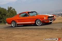 Mario De Leon's 1965 Mustang Fastback