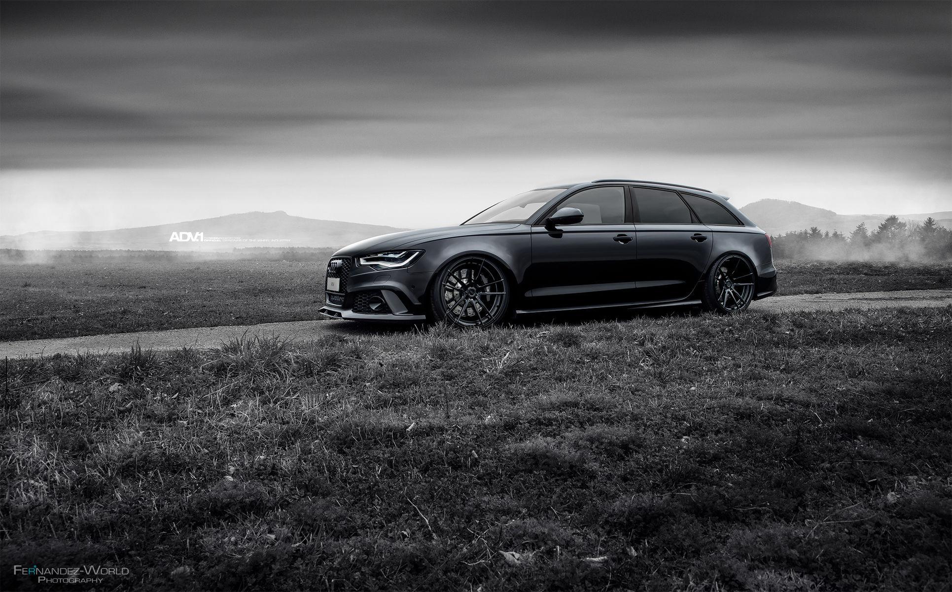 Audi RS 6 | ADV.1 Wheels Audi RS6 Avant