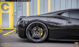 '12 Ferrari 458 Italia on ADV.1's