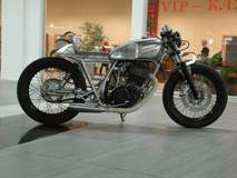 Rocket Motorcycles 'Silver Arrow'