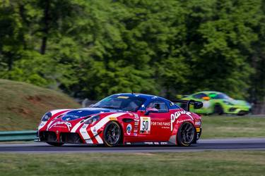 2019 Panoz  | Forgeline Teams Top World Challenge GT4 Podium at VIR