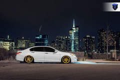 Honda Accord - Side View