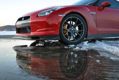 """Nissan GT-R on 20"""" Vorsteiner V-FF 103 Wheels - Aftermarket Spokes"""