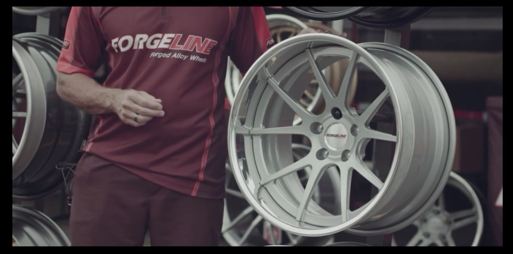 | Forgeline GA3C Wheel Debut