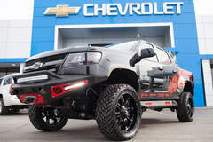 2015 Chevy Colorado HoneyBadger