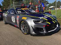 Forgeline Teams Top the Pirelli World Challenge Podium at Mid-Ohio