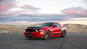 2014 Shelby GT500 Super Snake WELD Edition