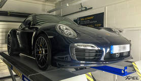 XPEL ULTIMATE paint protection film applied for ultimate protection