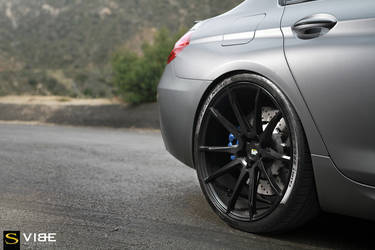 "2015 BMW M6 Gran Coupe | '15 BMW M6 on 22"" Savini BM12's - Wheel Gap"