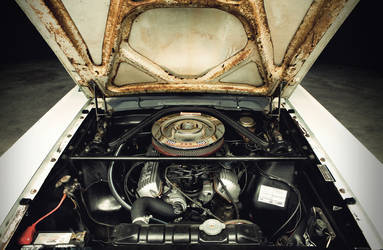 1965 Ford GT350 | 1965 GT350 Barn Find Engine