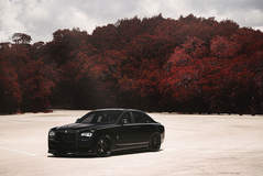 Rolls Royce Ghost - ADV5.2 Track Spec CS Wheels