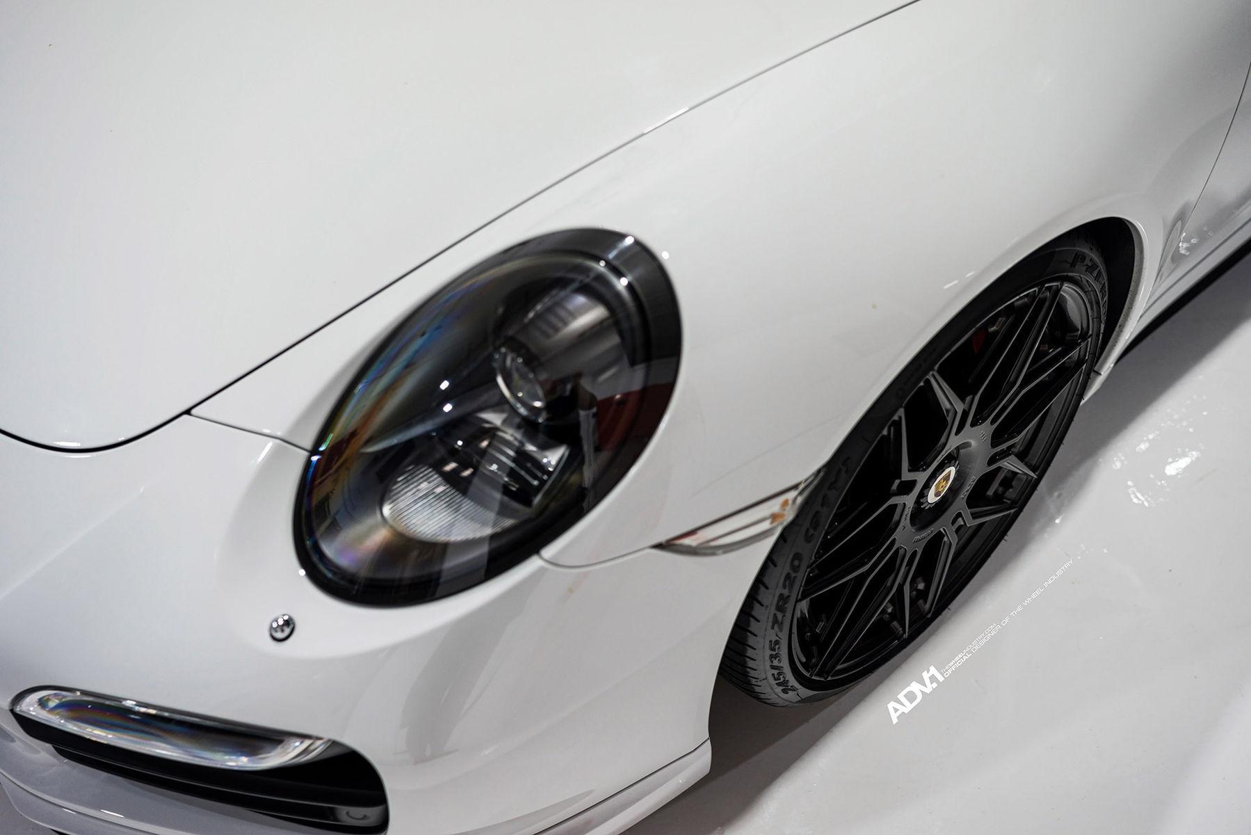 2016 Porsche 911 | Porsche 991 Turbo - ADV7 M.V2 CS