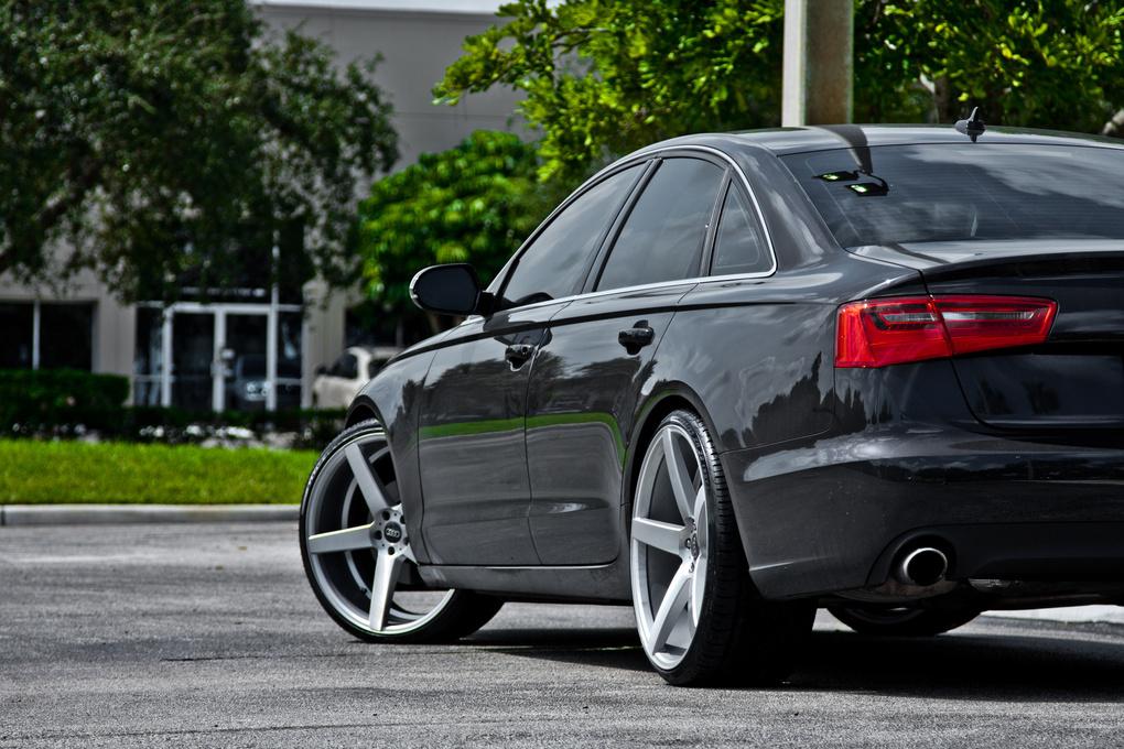 2012 Audi A6 | '12 Audi A6 on XO Miami's