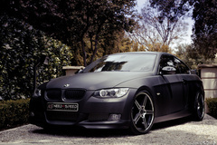 '11 BMW 328i on Concept One CS55's