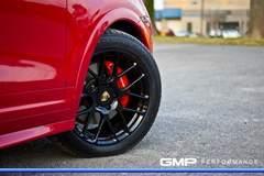 Porsche Cayenne on Forgeline One Piece Forged Monoblock SE1 Wheels