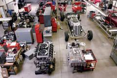 Jay Leno's Tank Car - Shop Photo