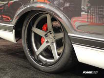 Craftsman C10 on Forgeline CF3C Concave Wheels