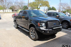 2012 F-150 Ecoboost gets well protected with XPEL Ultimate Film Paint Protection