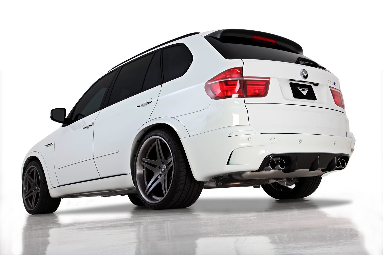 2013 BMW X6 M   BMW E70 X5M