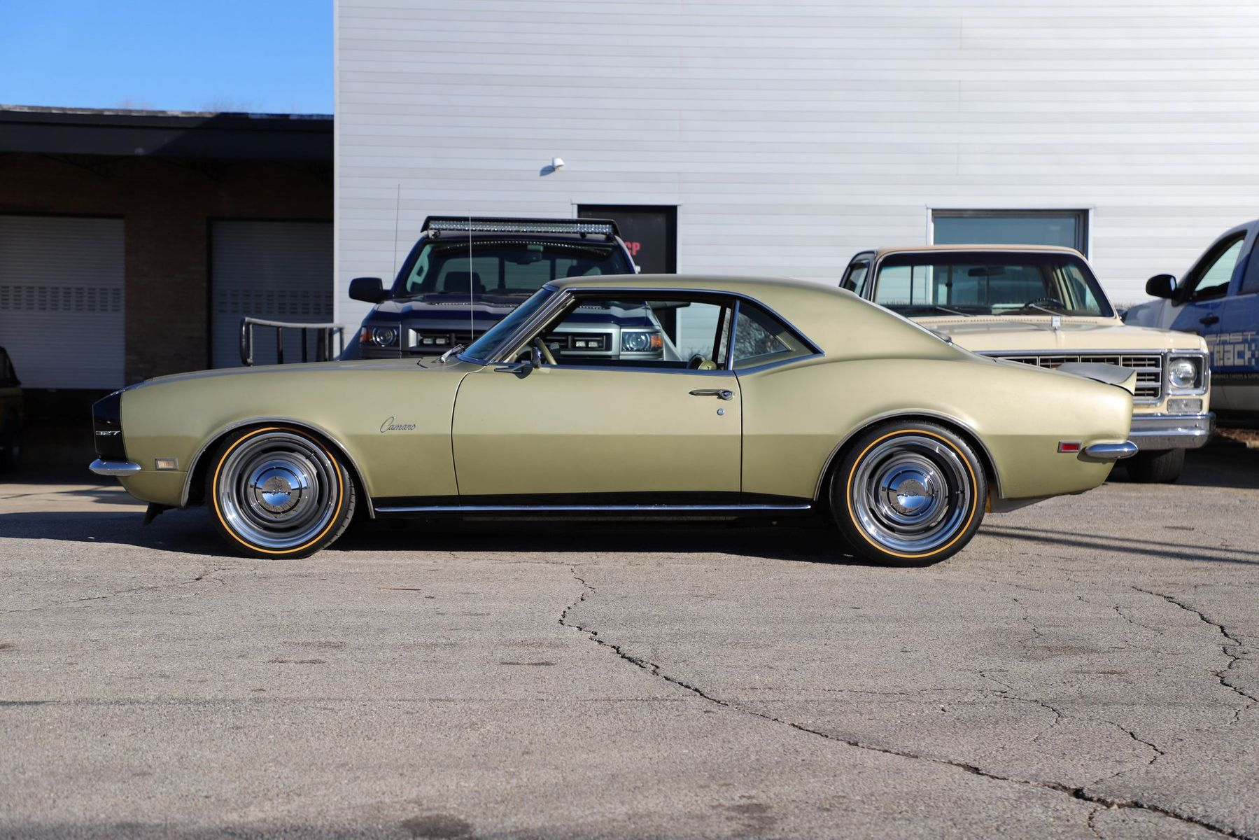1968 Chevrolet Camaro | Roadster Shop's