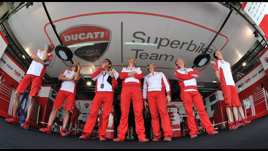 2014 Ducati  | '14 WSBK Round 2 - Aragon