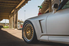 Stuart Leiby's 620whp Turbocharged Honda S2000 on Forgeline Heritage Series LS3 Wheels!