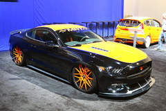 2015 Mustang Ecoboost by MRT